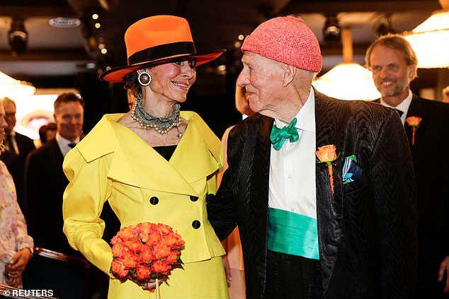 Свадьба самого богатого жителя Норвегии