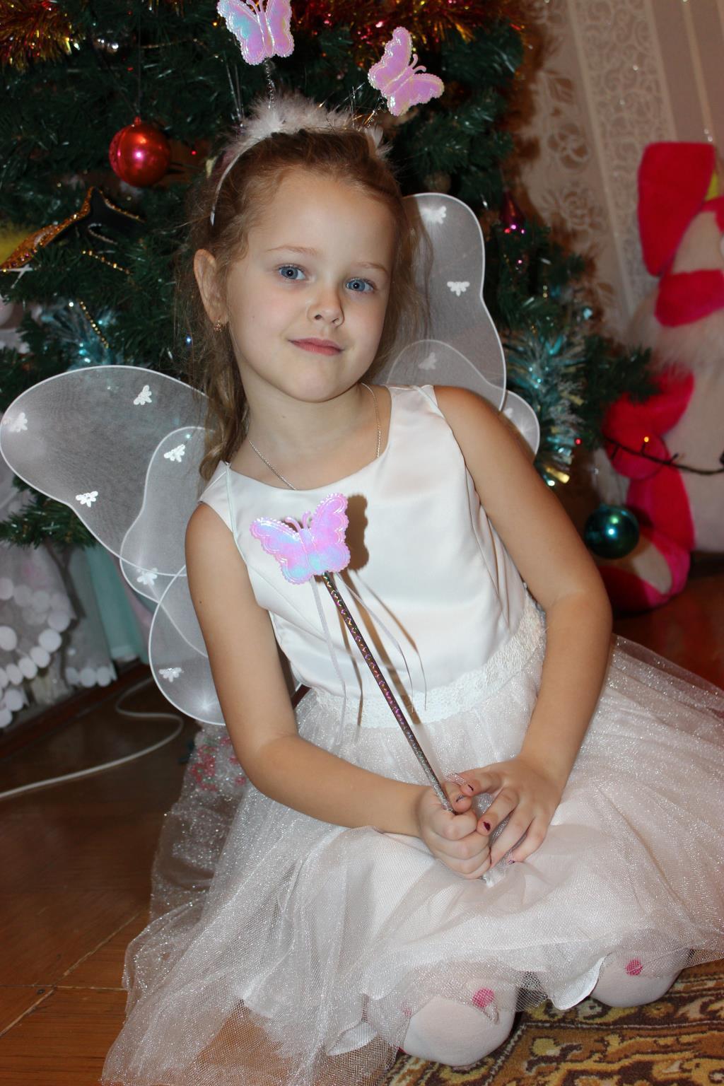 Новогодняя фея. Я - тоже фея!