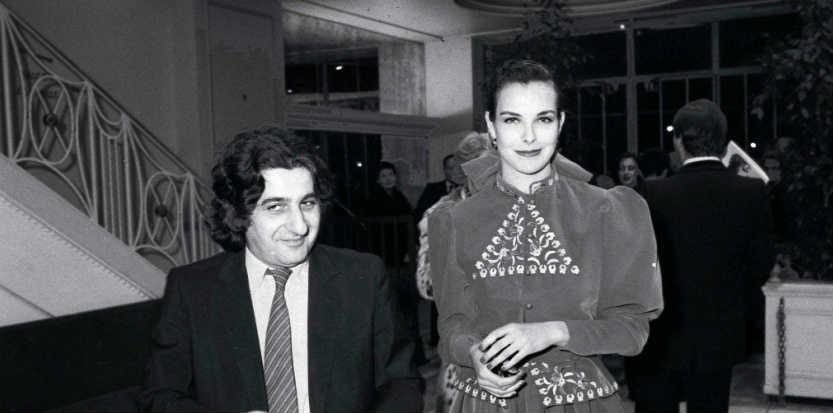 Кароль Буке и Жан-Пьер Рассам
