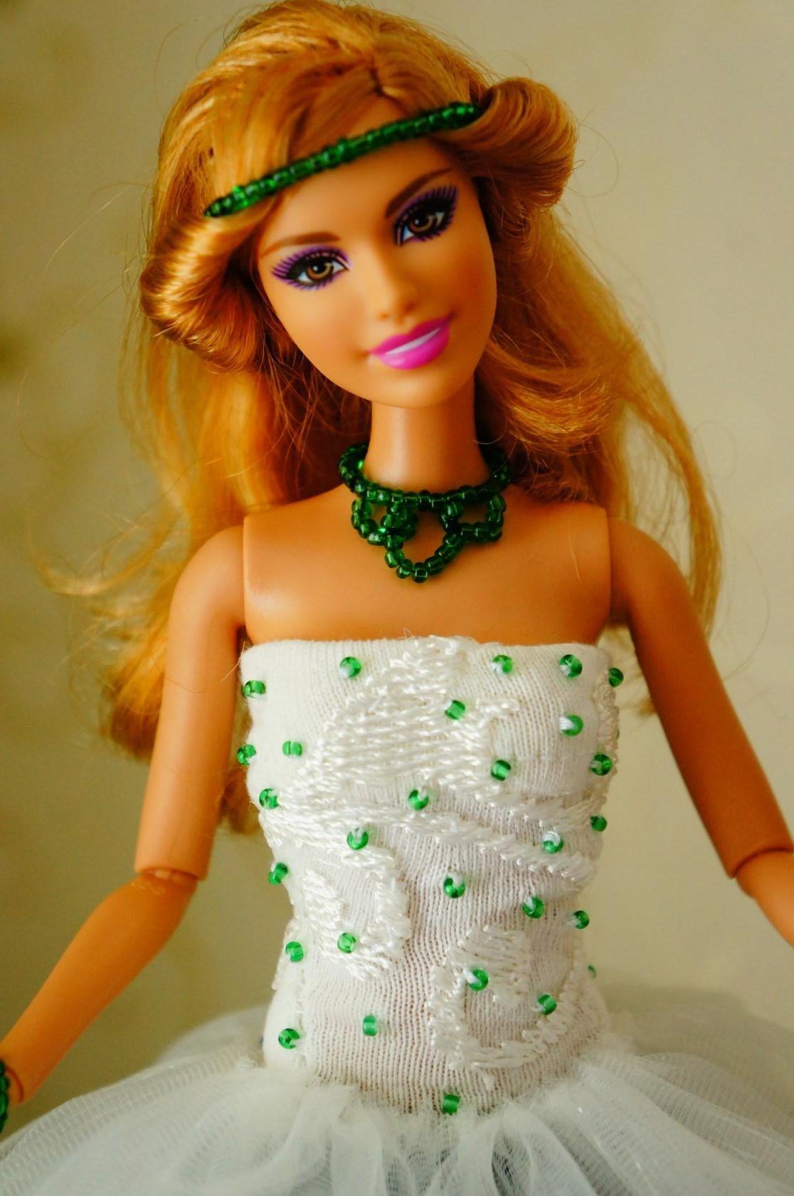 Наша Барби принцесса. Блиц: стильная кукла