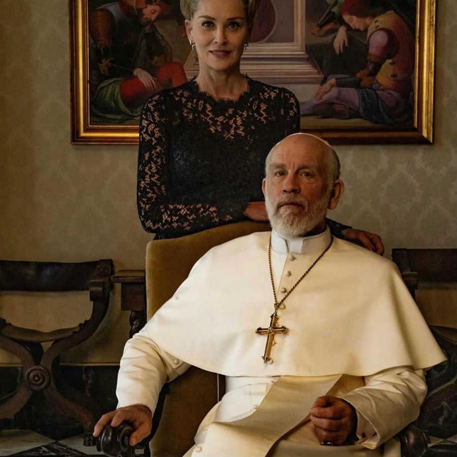 Джон Малкович Молодой папа