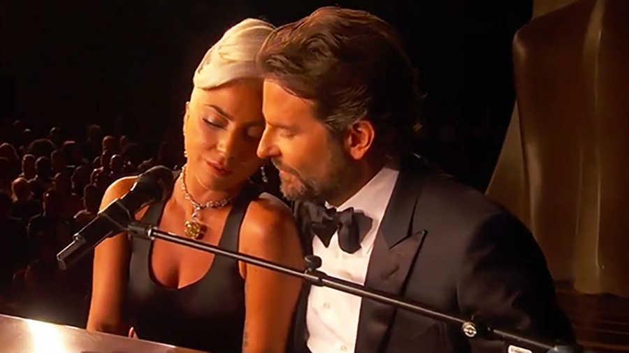 Брэдли Купер Леди Гага