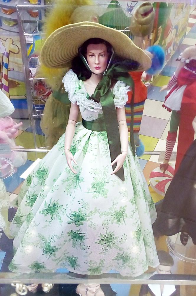 Скарлетт. Блиц: стильная кукла