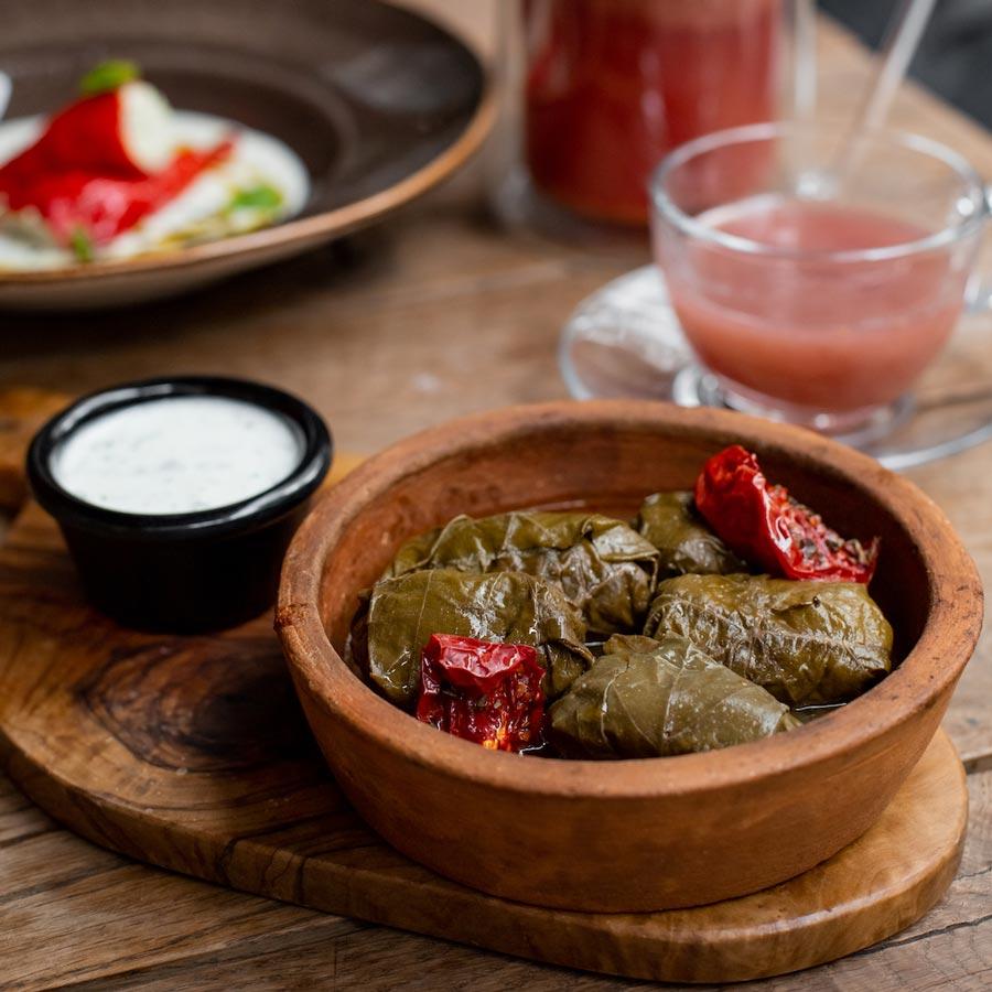 Грузинский ресторан Didi