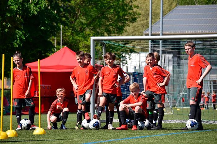 Футбольный лагерь Costa Navarino