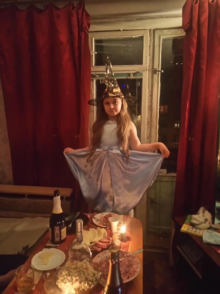 Моя фея))). Я - тоже фея!