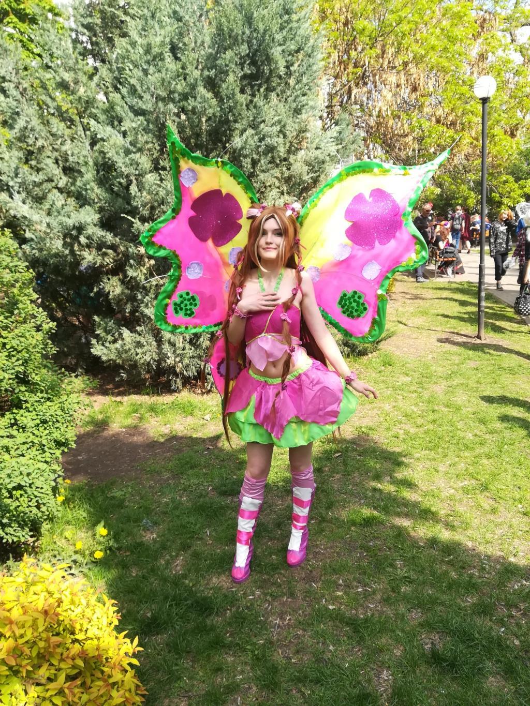 Я фея Флора!. Я - тоже фея!