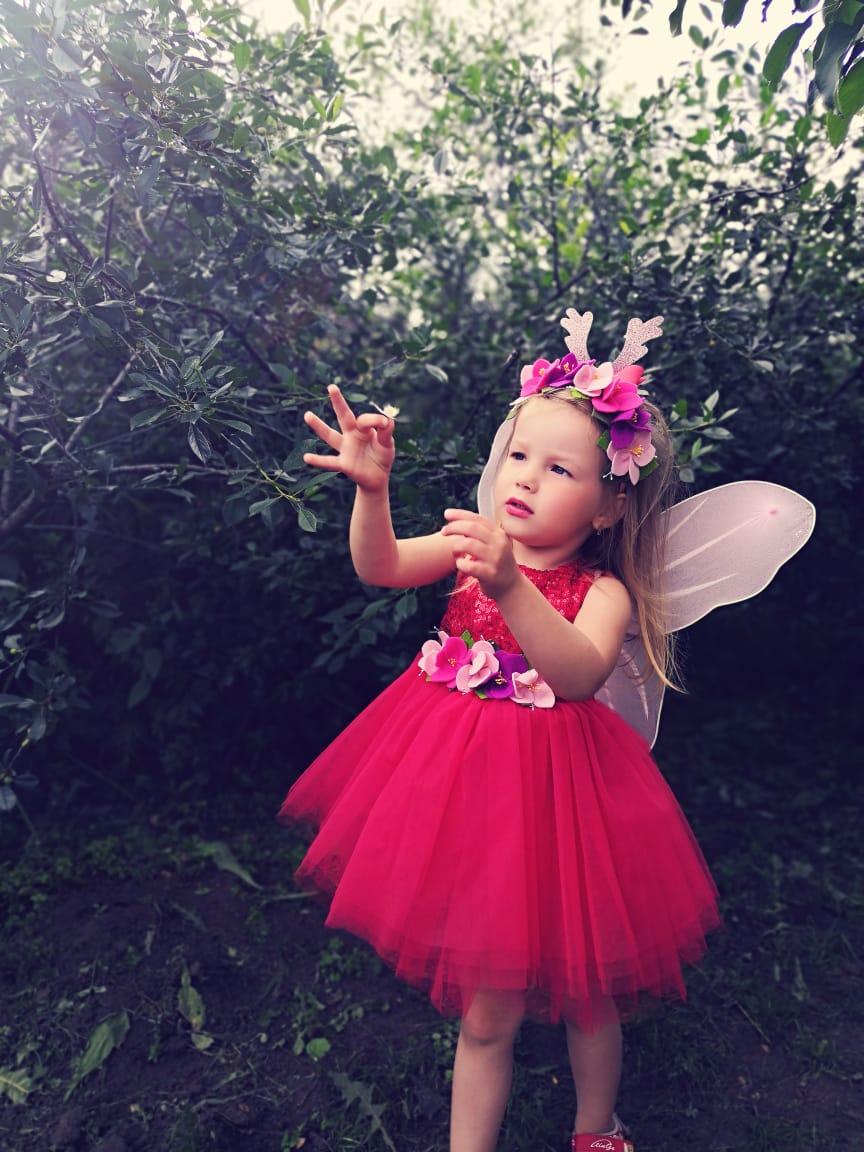 Фотоконкурс «Я - тоже фея!». Я - тоже фея!