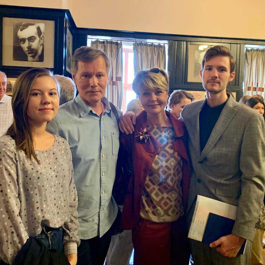 Юлия Меньшова муж дети