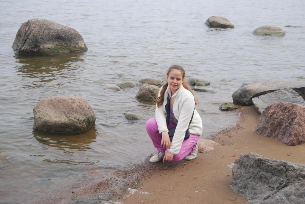 Тихий берег Финского залива. Отдых у воды