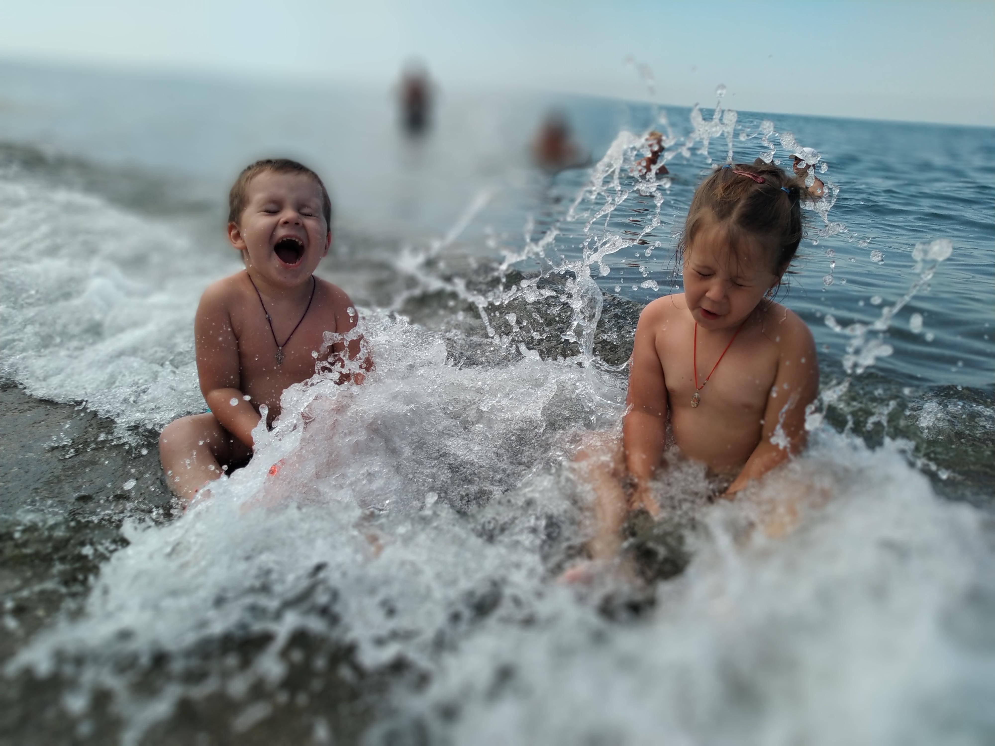 Море волнуется раз. Отдых у воды
