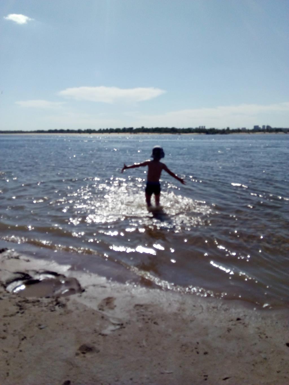 Волга-матушка. Отдых у воды