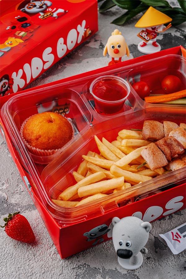 Kid's box в Тануки
