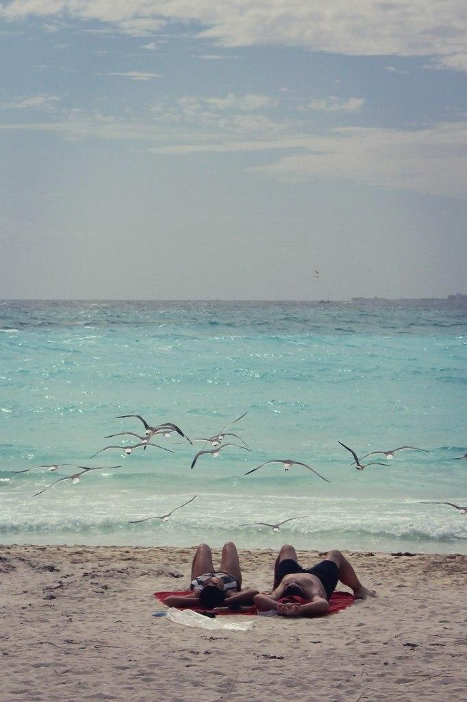 п-ов Юкатан. Отдых у воды