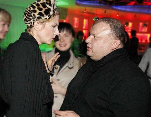 Рената Литвинова муж Леонид Добровский