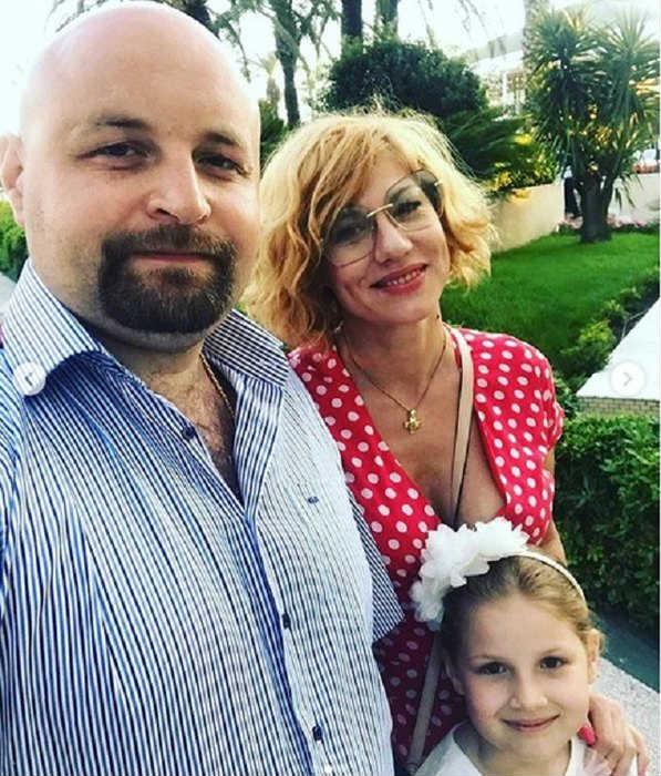 Елена Бирюкова Илья Хорошилов дочь Аглая