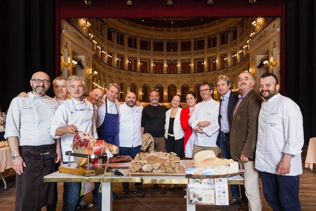 Эмилия-Романья гастропроект Romagna Osteria