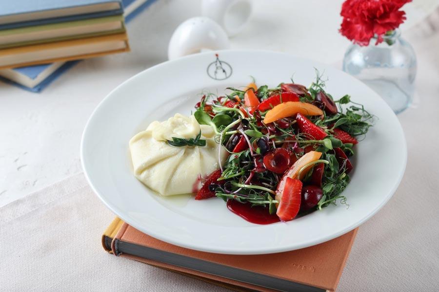Ресторан Спасский меню