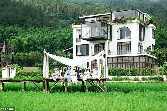 Дом в Гуанчжоу