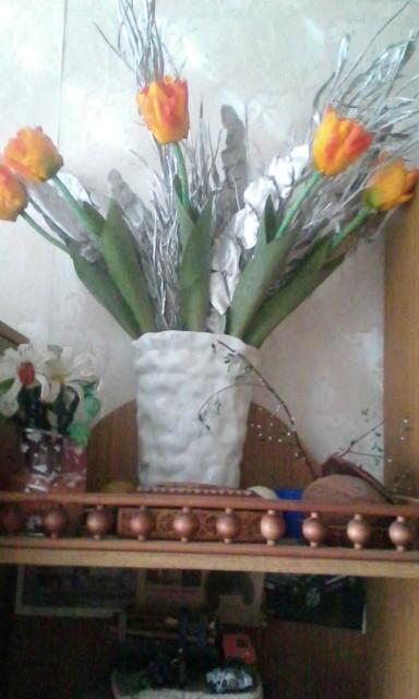 Жёлтые тюльпаны - вестники разлуки. Блиц: желтые цветы