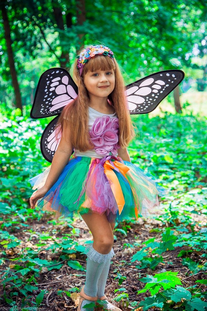 Фея леса и цветов. Я - тоже фея!