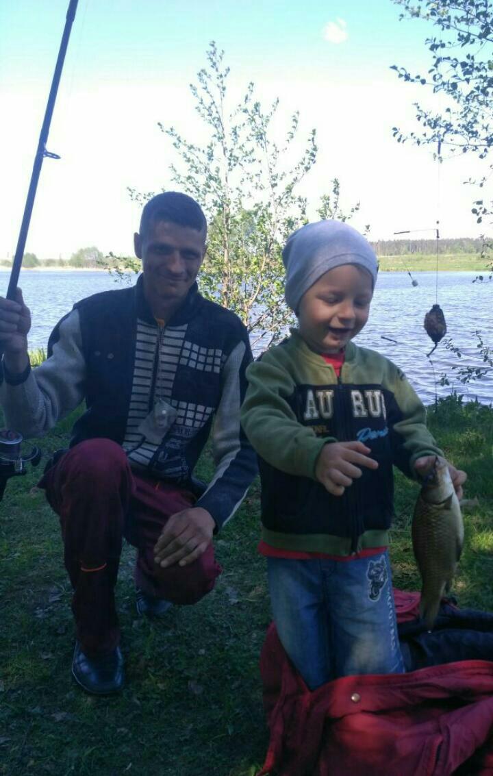 Рыбалка во всей красе. Отдых у воды