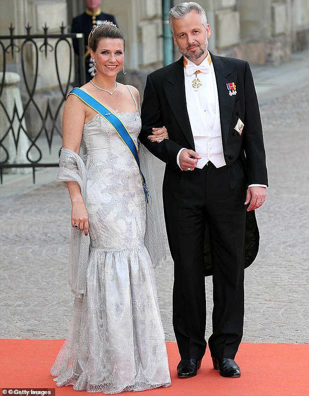 Принцесса Норвегии муж
