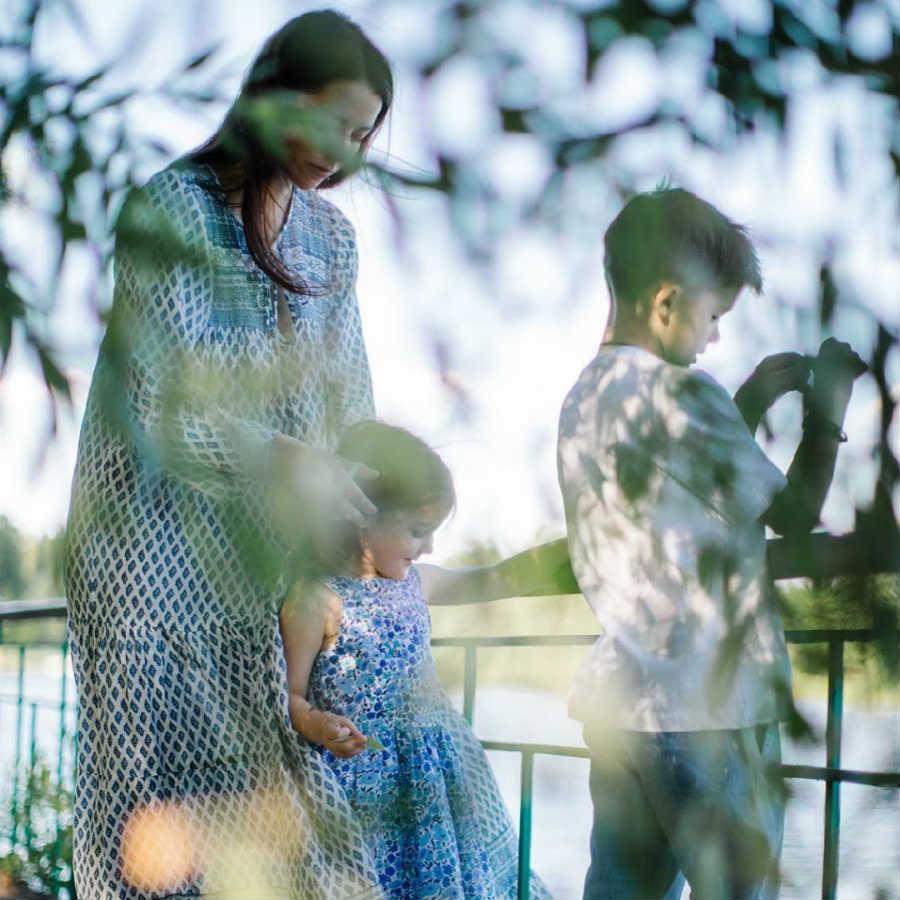 Марина Александрова дети