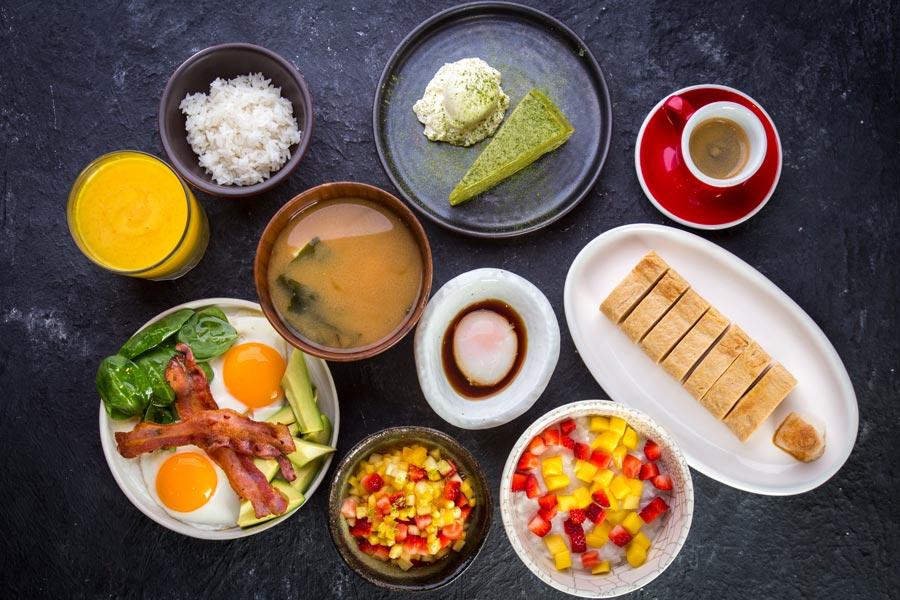 Завтраки рамен изакая бар KU