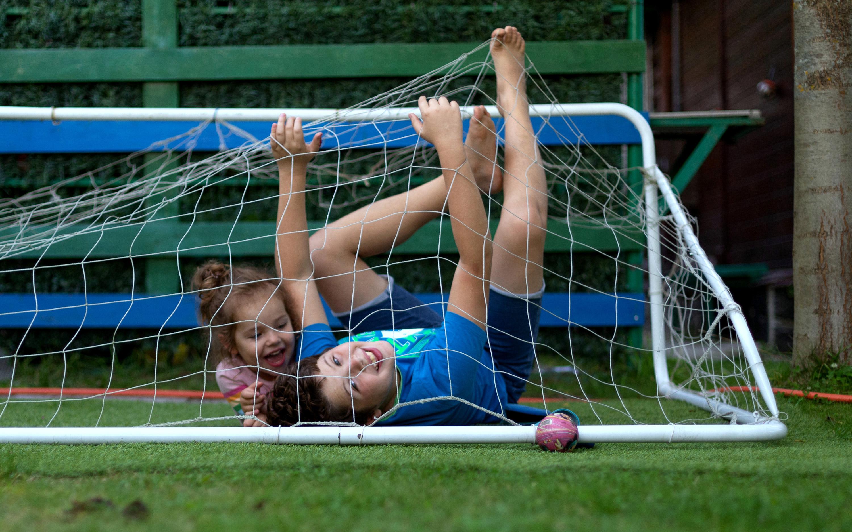Веселый футбол. Вместе весело!