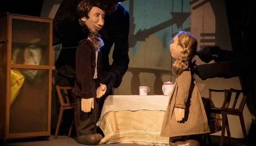 Кукольный спектакль Пражские легенды