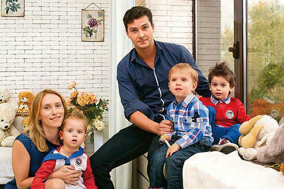 Мария Болтнева муж дети