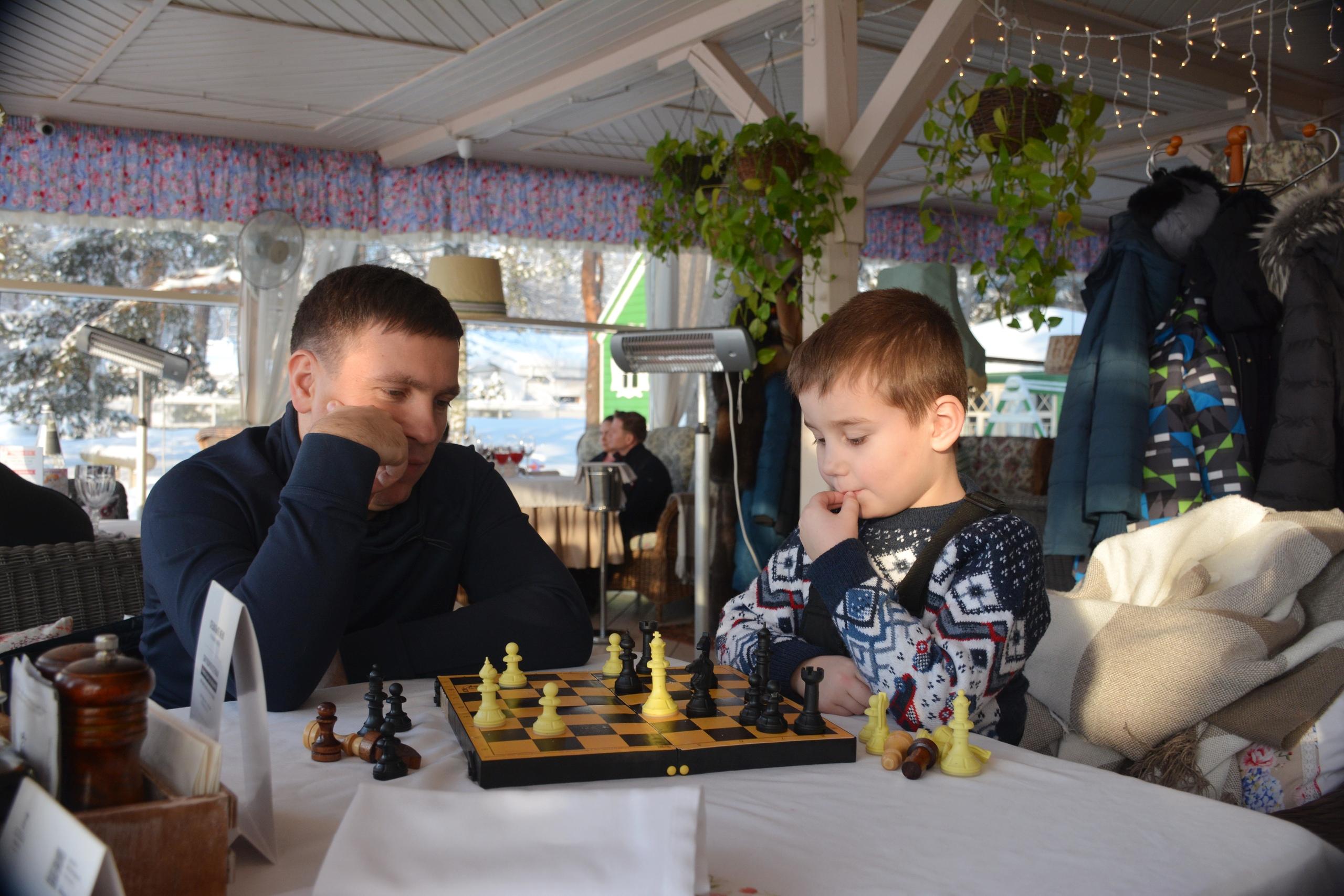 Шахматисты. Вместе весело!