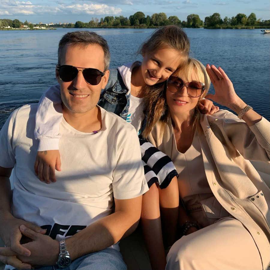 Кристина Орбакайте муж дочь