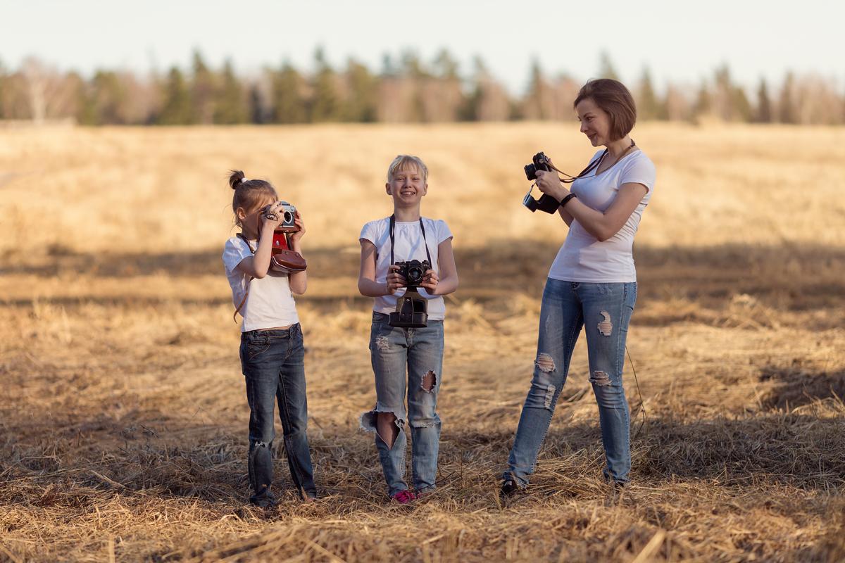 Мы фотографы. Вместе весело!