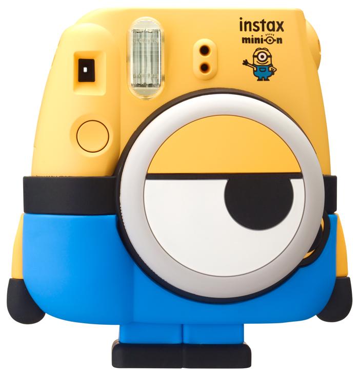 Instax Minion