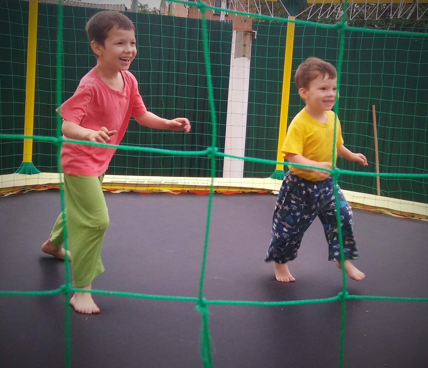 summer jump. Вместе весело!