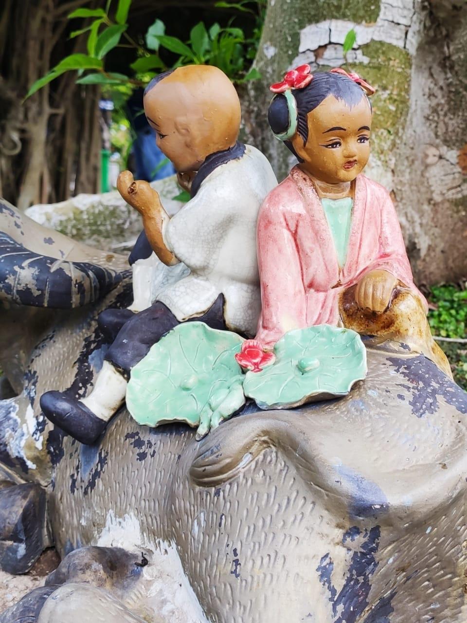 Вьетнам. Блиц: скульптура