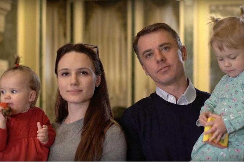 Игорь Петренко жена Кристина Бродская