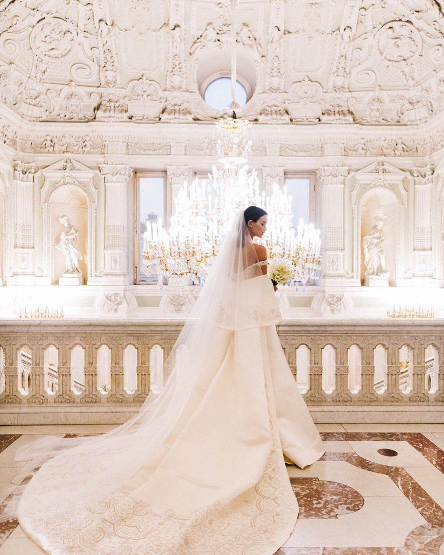 Паулина Андреева Бондарчук свадьба