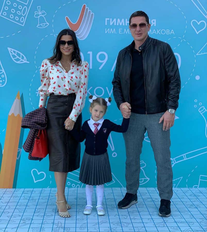 Ксения Бородина муж дочь Тея