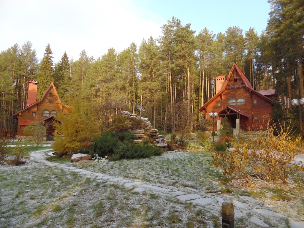 Первый снег. Блиц: яркая осень