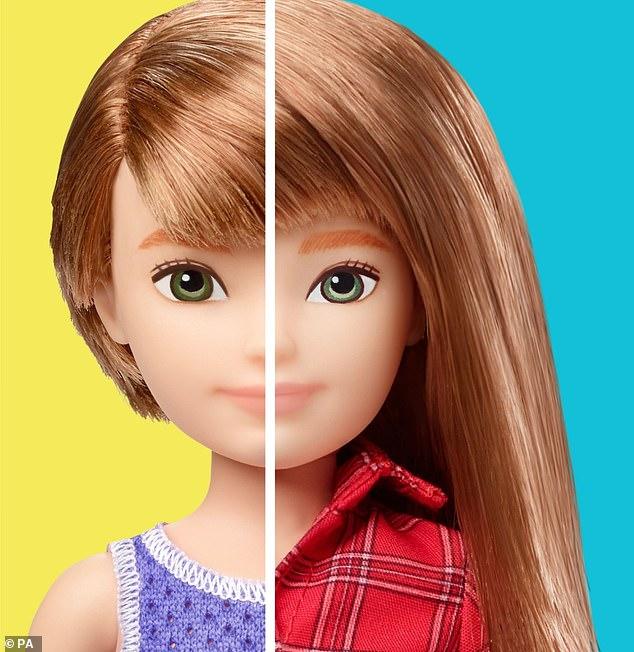 Кукла Барби девочка мальчик
