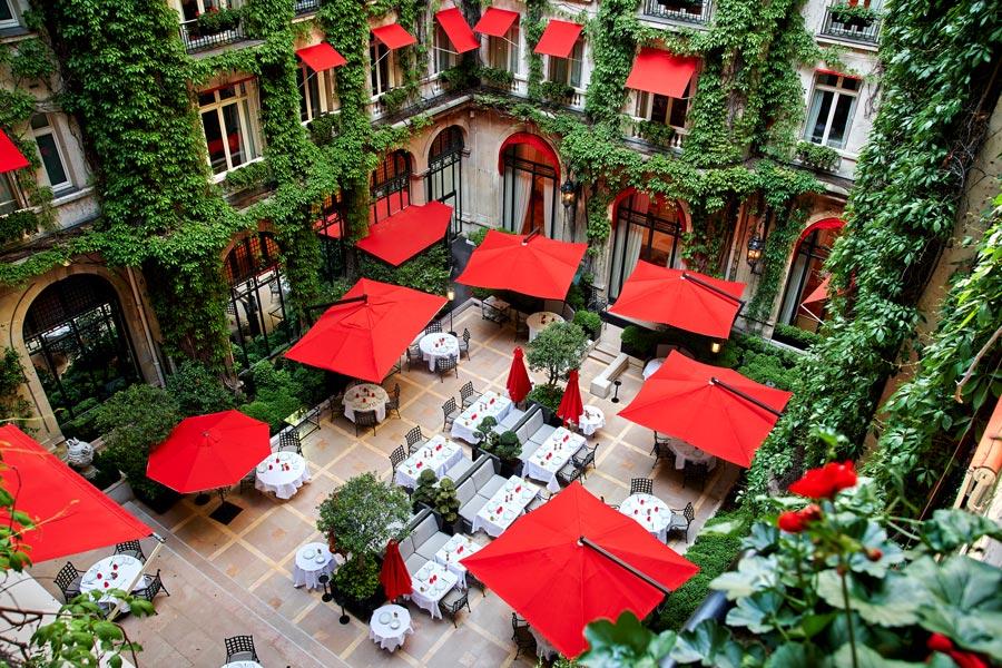 Hôtel Plaza Athénée, Париж