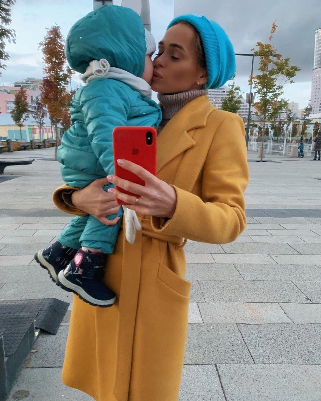 Анна Хилькевич дочь Маша