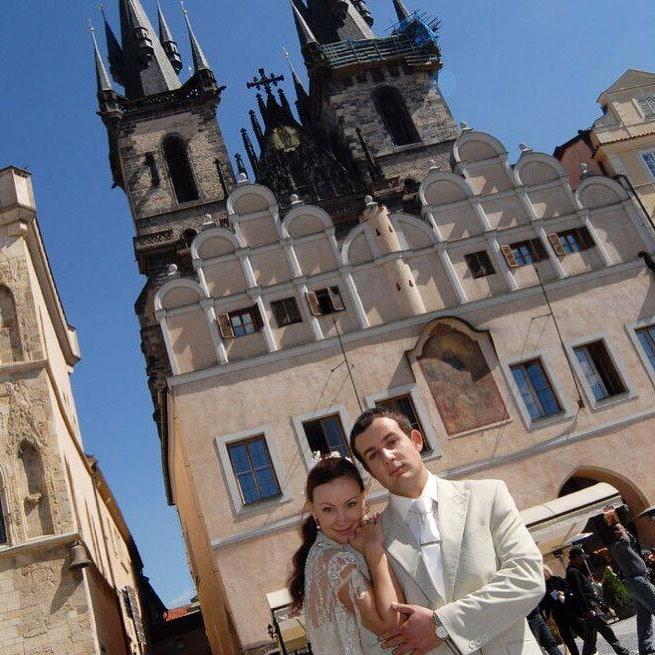 Нонна Гришаева свадьба