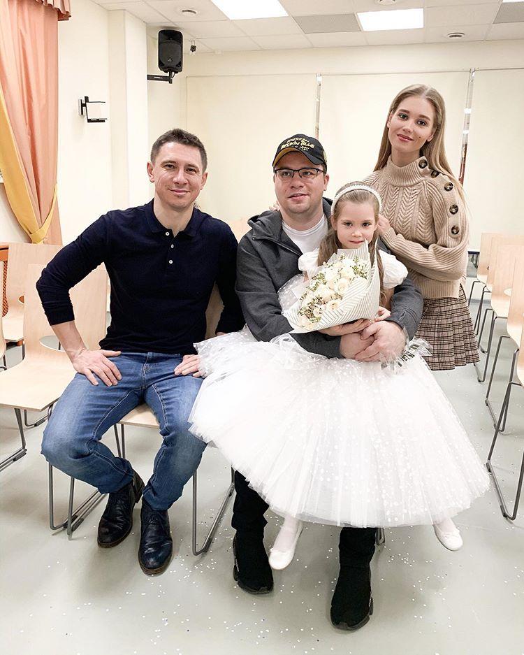 Гарик Харламов Кристина Асмус дочь Тимур Батрутдинов
