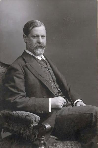 Зигмунд Фрейд, ок. 1906 г.
