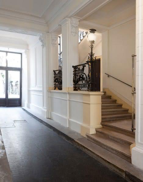 Музей Фрейда: холл