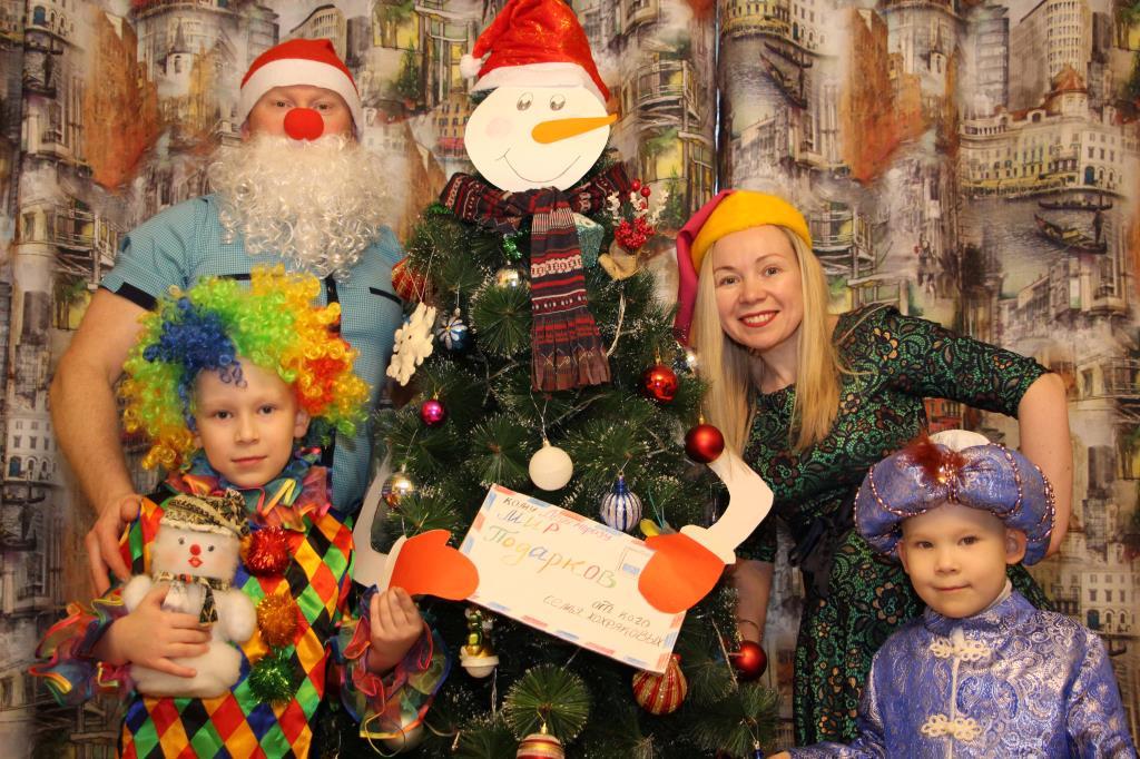 Новогодние каникулы в гостях у снеговика-почтовика. Новогодние каникулы